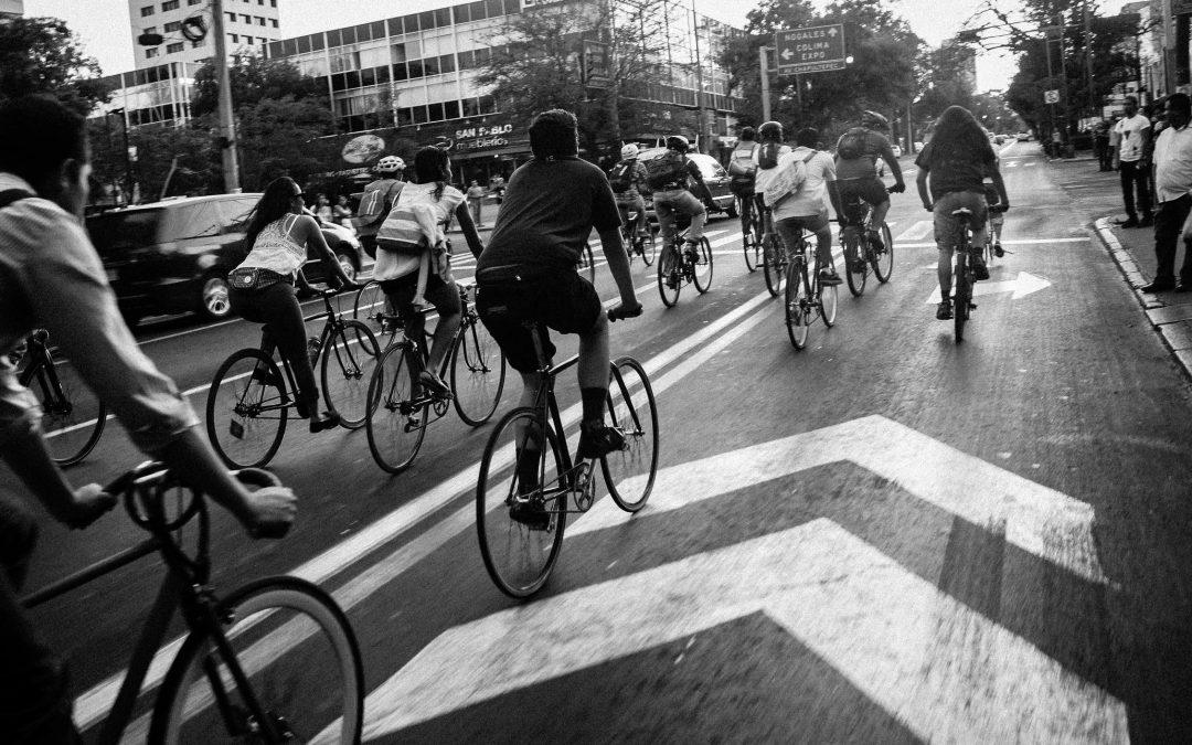 Forebyg ulykker på cyklen