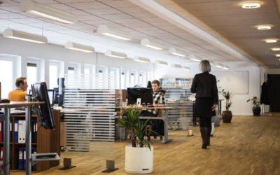 Akustikken har stor betydning for arbejdsmiljøet