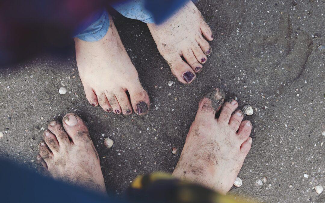 Sådan passer du bedre på dine fødder